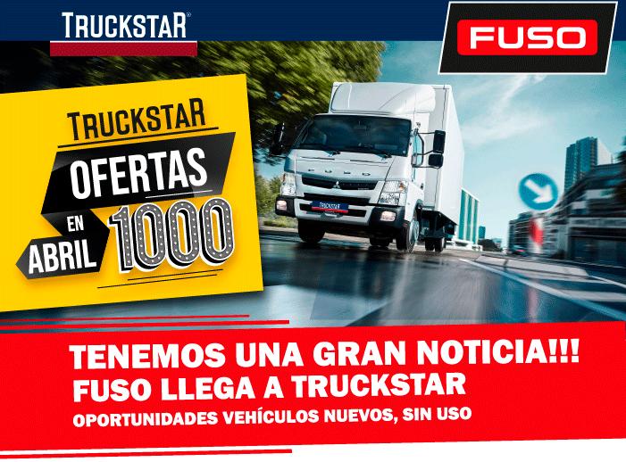 En Marzo Aliviana la carga con TruckStar
